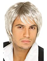 Smiffy's Boy Band Short Wig