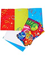 Riethmuller - Party Invitation Cards Balloon Design