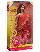 Barbie Doll in Saree
