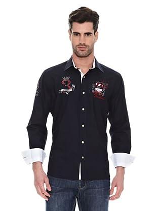 Signore Dei Mari Camisa Valerio (Negro)