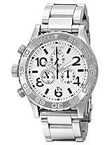 Nixon Women's A037100 42-20 Chrono Watch