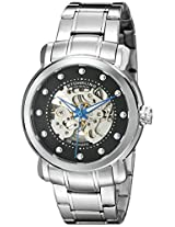 Stuhrling Original Analog Black Dial Men's Watch - 644.02