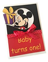 Mickey Mouse Gift Invitations - 25 pack