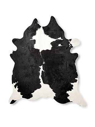Natural Kobe Cowhide Rug (Black/White)