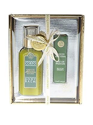Erbario Toscano Resin Drops 2-Piece Eau de Parfum & Body Balm Gift Set