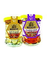 Beehive Nuts & Saffron 80gm Pack.