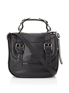 Treesje Women's Sedgwick Handbag, Black
