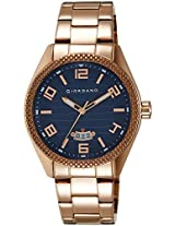 Giordano Analog Blue Dial Men's Watch - 1724-33