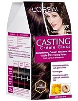 L'Oreal Casting Creme Gloss, Medium Brown 500