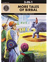 More Tales of Birbal: 3 in 1 (Amar Chitra Katha)