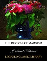 The revival of Marxism