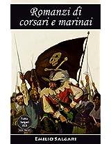 Romanzi di corsari e marinai (Tutto Salgari Vol. 11) (Italian Edition)