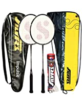 Silver's Impulse Badminton Kit Combo 3