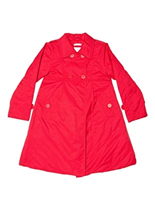 Nature Club Gabardina Chic (Rojo)
