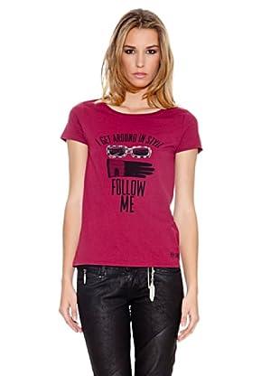 Pepe Jeans London T-Shirt Birkin (Rot)