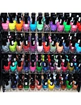 Body Care / Beauty Care 48 Piece Rainbow Colors Glitter Nail Polish Lacquer Set + 3 Scented Nail Polsih Remover Bodycare / Beauty Care