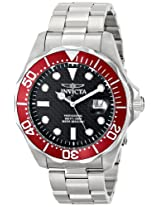 Invicta Pro-Diver Analog Black Dial Men's Watch - 12565X