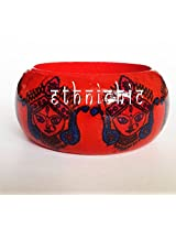 EthniChic Durga Bangle