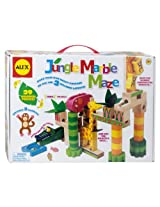 ALEX Toys Pretend & Play Jungle Marble Maze