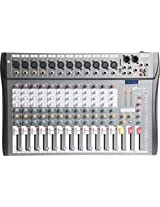 NX Audio Proton DUX12P Live Sound Mixer with USB Play 12Ch