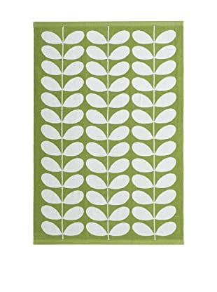 Orla Kiely Stem Jacquard Bath Towel, Apple