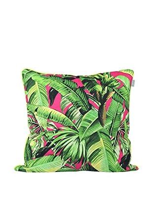 HF LIVING Funda De Cojín Pink Palm C