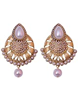 Aadyaa collections Gold Plated Earings for Women