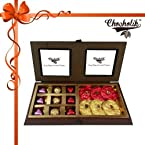 18pc Amazing and Perfect Combination of Chocolates and Rocks - Chocholik Luxury Chocolates