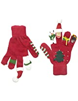 Kidorable Little Boys' Christmas Glove