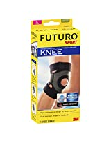 FUTURO (TM) Sport Moisture Control Knee Support (Large)