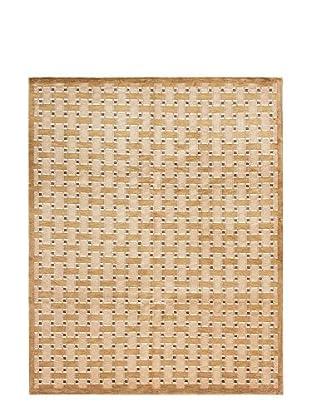 eCarpet Gallery Opulence Rug, Beige, 8' x 10'
