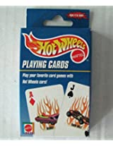 Hot Wheels Playing Cards