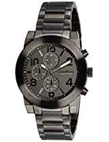 Caravelle New York  Analog Black Dial Men's Watch - 45A124