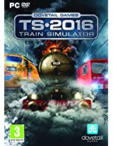 Train Simulator 2016 (PC DVD)