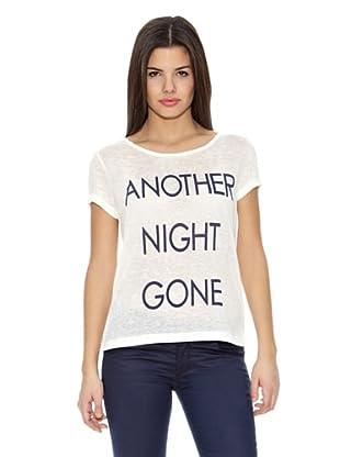 Springfield Camiseta Texto