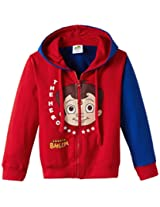 Chhota Bheem Boys Hooded Top