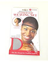 Donna Closed Top Brown Weaving Net