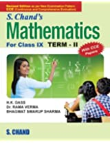 S. Chand's Mathematics for Class 9 (Term 2)