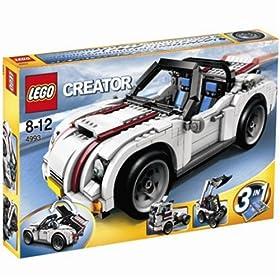 レゴで作った車