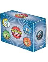 Pokemon Card Supplies Black & White Sideload Deck Box