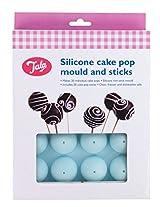 Tala 20 Hole Cake Pop Mold with 20 Sticks
