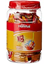 Dabur Honitus Cough Drops Jar - 100 Count (Honey Ginger)