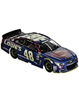 Lionel Racing Jimmie Johnson #48 Lowes Batman V Superman 2016 Chevrolet Ss 1:24 Arc Hoto Official Diecast Of Nascar Vehicle