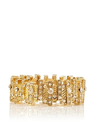 LK Designs Gold Rock Bracelet