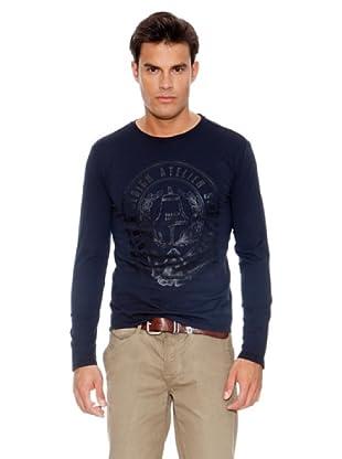 Pepe Jeans London Camiseta Liberty (Azul Marino)