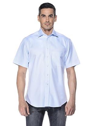 Camicissima Camicia Slim Fit Righe (Bianco/Blu)