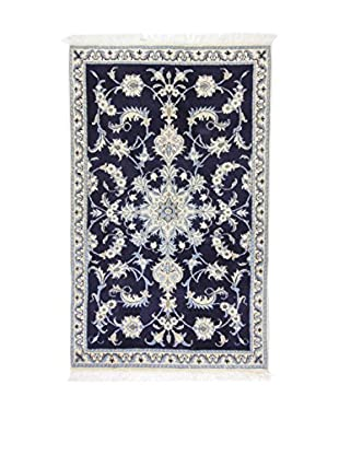 Eden Teppich Nain K mehrfarbig 90 x 148 cm