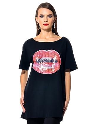 Love Moschino Camiseta Boc (negro)