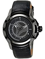 Titan HTSE Analog Black Dial Men's Watch - NE1540KL02