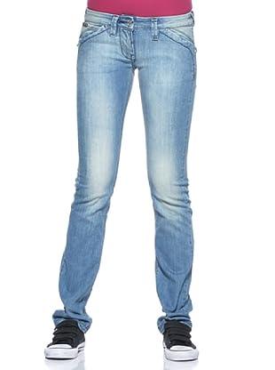 Pantalón Vaquero Fiorella (Azul Denim)